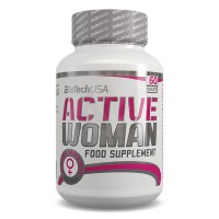 BioTech USA Active Woman, 60 таблеток