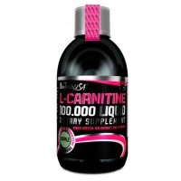 BioTech USA L-Carnitine 100000 Liquid, 500 мл