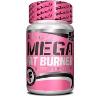 BioTech USA Mega Fat Burner, 90 таблеток