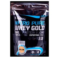 BioTech USA Nitro Pure Whey gold, 454 г
