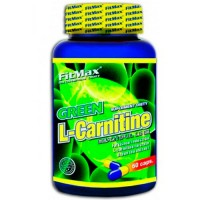 FitMax L-carnitine Green Coffee, 60 капсул