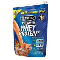 Muscletech Premium Whey Protein plus, 907 г