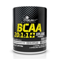 Olimp BCAA 20:1:1 plus Xplode powder, 200 г
