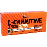 Olimp L-Carnitine 1500 extreme, 120 капсул