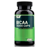 Optimum Nutrition BCAA 1000 caps, 60 капсул