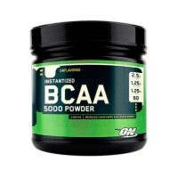 Optimum Nutrition BCAA 5000 power, 390 г