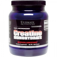 Ultimate Nutrition Creatine Monohydrate, 1000 г.