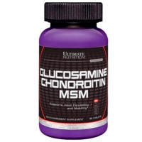 Ultimate Nutrition Glucosamin Chondroitin MSM, 90 таблеток